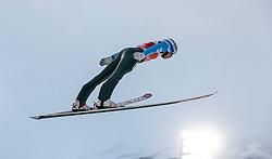 27.12.2014, Schattenbergschanze, Oberstdorf, GER, FIS Ski Sprung Weltcup, 63. Vierschanzentournee, Training, im Bild Phillip Sjoeen (NOR) // Phillip Sjoeen of Norway // during practice Jump of 63 rd Four Hills Tournament of FIS Ski Jumping World Cup at the Schattenbergschanze, Oberstdorf, Germany on 2014/12/27. EXPA Pictures © 2014, PhotoCredit: EXPA/ Peter Rinderer