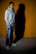 17.10.2013; Wil; Fussball Super League - FC St.Gallen - Portrait Roberto Rodriguez; (Valeriano Di Domenico/freshfocus)