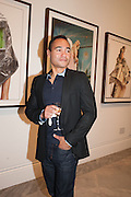 MARC NICOLSON, Opening of Bailey's Stardust - Exhibition - National Portrait Gallery London. 3 February 2014