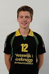 29-10-2014 NED: Selectie Prima Donna Kaas Huizen mannen, Huizen<br /> Selectie seizoen 2014-2015 / Hugo van Garderen