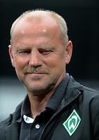 FUSSBALL   1. BUNDESLIGA   SAISON 2012/2013   2. Spieltag SV Werder Bremen - Hamburger SV                     01.09.2012         Trainer Thomas Schaaf (SV Werder Bremen)
