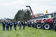 Puurs. Tractormeeting.