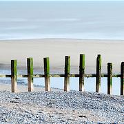 Groynes, East Sussex