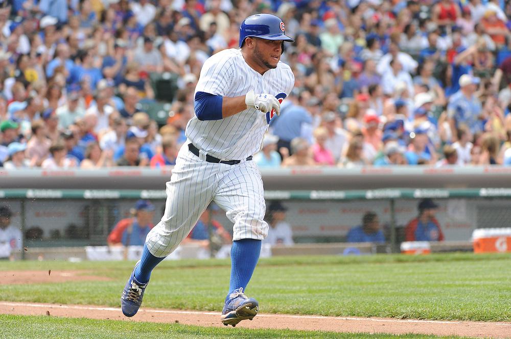 Mets @Cubs  May 19, 2013