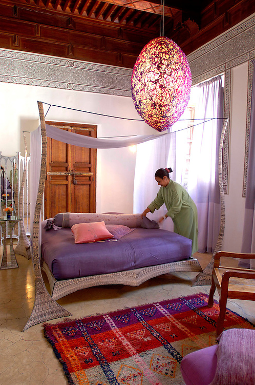 Riad Enija, Guesthouse, Hotel, Old Town, Medina, Marrakesh, Morocco