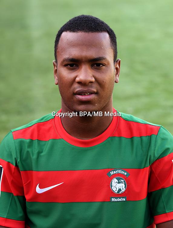 Portugal - Primera Liga NOS 2016-2017 /  <br /> ( CS Maritimo ) - <br /> Gevaro Giomar Magno Nepomuceno &quot; Gevaro Nepomuceno &quot;