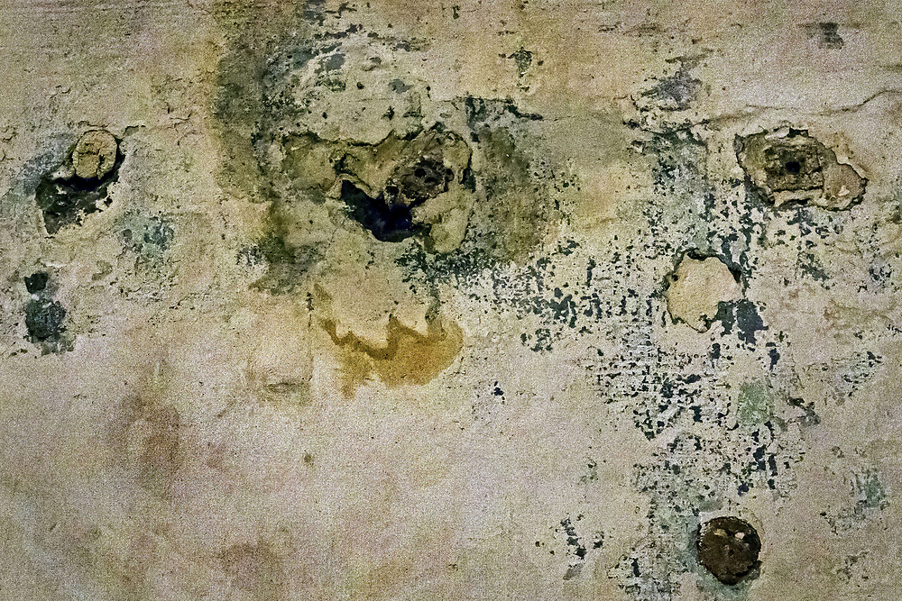 Breendonk, Nazi Prison Camp, Belgium Wall markings leave scars upon the walls of Fort Breendonk, a former Nazi concentration camp in Belgium.<br /> Each imprint reflects the suffering and cruelty inflicted on the prisoners during World War II.