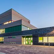 Kindcentrum Buitenrijck, kinderopvang en naschoolse opvang, onderwijs door Liag architecten en Bouwadviseurs.