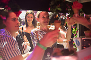TIPHAINE DE LUSSY, Natalia Vodianova, Naked Heart Foundation and LUISAVIAROMA, host the Fabulous Fund Fair, Roundhouse, Camden. London. 18 February 2019