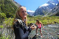 milford sound fiordland photography for kiwi experience summer 2015 adventure tourism photography hop on hop off bus network