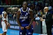 Martin Kelvin<br /> Acqua San Bernardo Cantu - Happy Casa Brindisi<br /> LBA Lega Basket Serie A - 2019/2020<br /> Desio, 12/01/2020<br /> Foto Silvia Fassi / Ciamillo