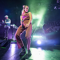 MØ in concert at The O2 ABC, Glasgow, Scotland, Great Britain 14th October 2016