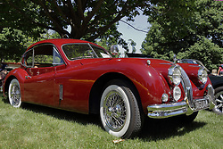 2018 Champagne British Car Festival2018 Champagne British Car Festival<br /> <br /> 1956 Jaguar XK140