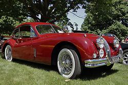2018 Champagne British Car Festival2018 Champagne British Car Festival<br /> <br /> 1956 Jaguar XK140
