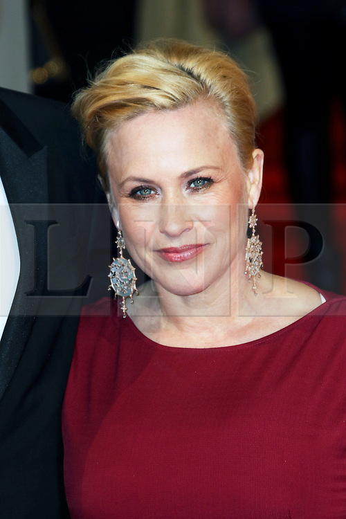© London News Pictures. Patricia Arquette, EE British Academy Film Awards (BAFTAs), Royal Opera House Covent Garden, London UK, 08 February 2015, Photo by Richard Goldschmidt /LNP