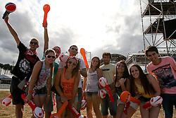Público no Planeta Atlântida 2013/SC, que acontece nos dias 11 e 12 de janeiro no Sapiens Parque, em Florianópolis. FOTO: Itamar Aguiar/Preview.com