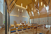 Colombiere Jesuit Community In Baltimore MD Interior and Exterior Photography