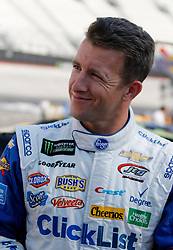 April 13, 2018 - Bristol, TN, U.S. - BRISTOL, TN - APRIL 13: #47: A.J. Allmendinger, JTG Daugherty Racing, Chevrolet Camaro Kroger ClickList  during practice for the 58th annual Food City 500 on April 13, 2018 at Bristol Motor Speedway in Bristol, Tennessee (Photo by Jeff Robinson/Icon Sportswire) (Credit Image: © Jeff Robinson/Icon SMI via ZUMA Press)