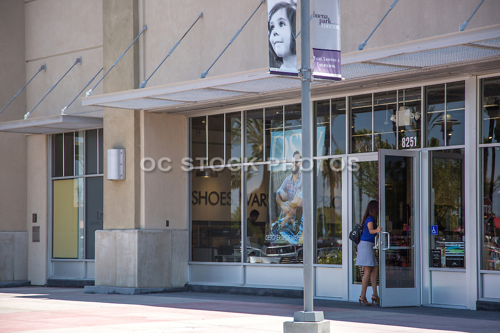 DSW Designer Shoe Warehouse at Buena Park Downtown