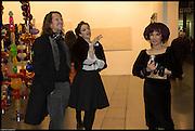 PIERRE LAGRANGE; HARRIET ONSLOW; PEARL LAM; , Art 14. Olympia Grand Hall. London. 27 February 2013.