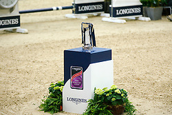 Trophy<br /> Longines FEI World Cup Jumping Final II<br /> © Dirk Caremans