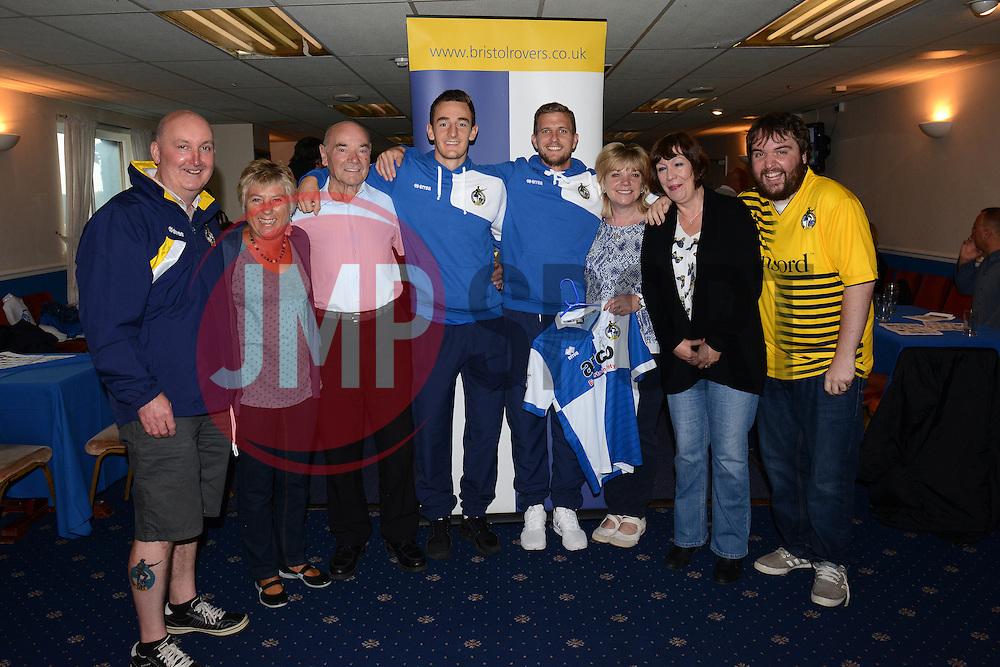 Player sponsor - Mandatory by-line: Dougie Allward/JMP - 07966386802 - 26/07/2015 - SPORT - FOOTBALL - Bristol,England - Memorial Stadium - Bristol Rovers Open Day - Bristol Rovers Open Day