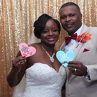 Jammie & Jermaine Photo Booth
