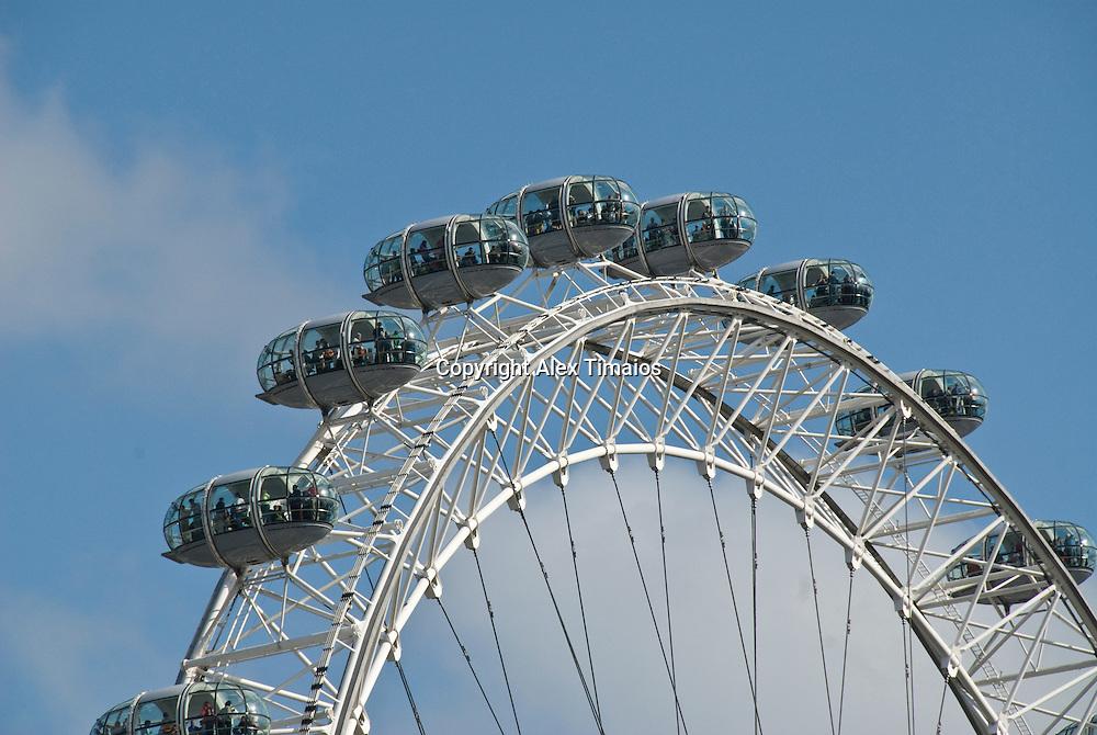 The big eye in London, England