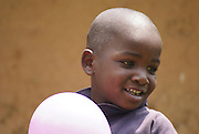 Uganda, Smiling Child