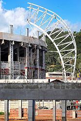 Foto das reformas do Beira Rio feita em 28 de março de 2013. O Est‡ádio Beira Rio vai receber‡ os jogos da Copa do Mundo de Futebol 2014. FOTO: Dani Barcellos/Preview.com
