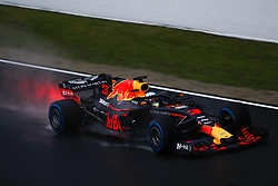 February 26, 2018 - Barcelona, Catalonia, Spain - February 26, 2018 - Circuit de Barcelona-Catalunya, Montmelo, Spain - Formula One preseason 2018; Daniel RICCIARDO of RedBull Racing, Red Bull RB14 during the afternoon session. (Credit Image: © Eric Alonso via ZUMA Wire)