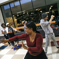 CCFA Dance 126 Hip-Hop improv Bird Clarkson