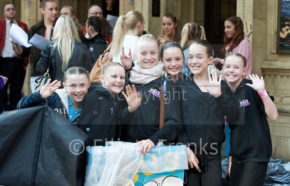 DANCE PROMS 2011 <br />