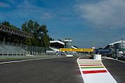 September 4-7, 2014 : Italian Formula One Grand Prix - Monza
