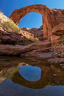 Rainbow Bridge, National Monument, Forbidding Canyon, Lake Powell, Utah