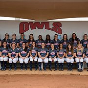 2016 FAU Softball Photo Day
