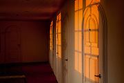 Porto Alegre_RS, Brasil...Theatro Sao Pedro. Entrada para camarotes da sala de espetaculos...Sao Pedro theater. Entrance to the spectacles room...Foto: LUIZ FELIPE FERNANDES / NITRO