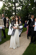 ANNABEL NEILSON, Raisa Gorbachev Foundation Party, at the Stud House, Hampton Court Palace on June 7, 2008 in Richmond upon Thames, London,Event hosted by Geordie Greig and is in aid of the Raisa Gorbachev Foundation - an international fund fighting child cancer.  7 June 2008.  *** Local Caption *** -DO NOT ARCHIVE-© Copyright Photograph by Dafydd Jones. 248 Clapham Rd. London SW9 0PZ. Tel 0207 820 0771. www.dafjones.com.