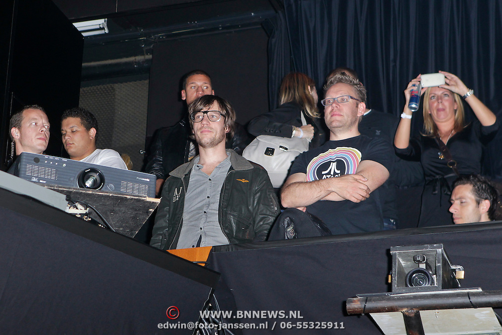 NLD/Amsterdam/20111107- Lancering Call of Duty MW3, Giel Beelen