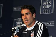 2008.11.22 MLS: Juan Pablo Angel Press Conference