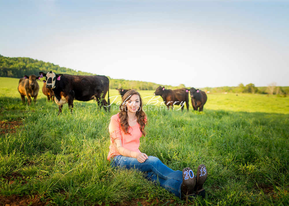 May 04, 2015.  <br /> Makayla Gough Senior Portraits.  MCHS Class of 2015