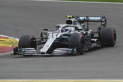 September 1, 2019, Spa Francorchamps, Belgium: Mercedes Driver VALTTERI BOTTAS (FIN) in action during the race of the Formula one Johnnie Walker Belgian Grand Prix at the SPA Francorchamps circuit - Belgium..Charles Leclerc wins his first Formula One Grand Prix (Credit Image: © Pierre Stevenin/ZUMA Wire)