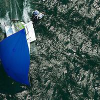 Sailing in Garda Trentino