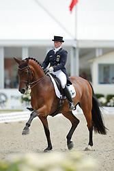 jWerth Isabell, (GER), Don Johnson FRH <br /> Grand Prix Special<br /> CDIO Hagen 2015<br /> © Hippo Foto - Stefan Lafrentz<br /> 11/07/15