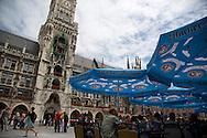 Overalls and fans at the 2013 X Games Munich in Munich, Germany. ©Brett Wilhelm/ESPN