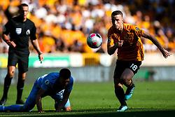 Diogo Jota of Wolverhampton Wanderers - Mandatory by-line: Robbie Stephenson/JMP - 25/08/2019 - FOOTBALL - Molineux - Wolverhampton, England - Wolverhampton Wanderers v Burnley - Premier League