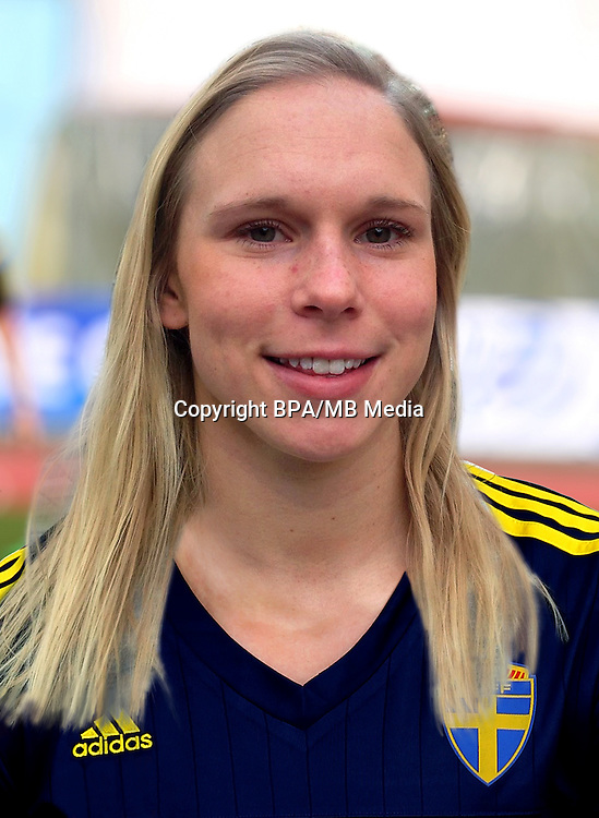 Fifa Woman's Tournament - Olympic Games Rio 2016 -  <br /> Sweden National Team - <br /> Jonna Andersson