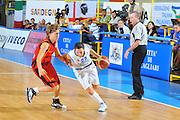 DESCRIZIONE : Cagliari Qualificazioni Europei 2011 Italia Belgio<br /> GIOCATORE : Giorgia Sottana<br /> SQUADRA : Nazionale Italia Donne<br /> EVENTO : Qualificazioni Europei 2011<br /> GARA : Italia Belgio<br /> DATA : 20/08/2010 <br /> CATEGORIA : <br /> SPORT : Pallacanestro <br /> AUTORE : Agenzia Ciamillo-Castoria/M.Gregolin<br /> Galleria : Fip Nazionali 2010 <br /> Fotonotizia : Cagliari Qualificazioni Europei 2011 Italia Belgio<br /> Predefinita :
