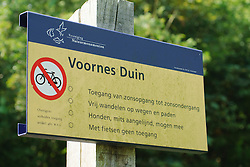 Voornes duin, Voorne, Zuid Holland