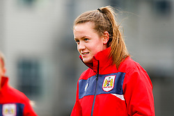 Heather Payne of Bristol City - Mandatory by-line: Ryan Hiscott/JMP - 14/10/2018 - FOOTBALL - Stoke Gifford Stadium - Bristol, England - Bristol City Women v Birmingham City Women - FA Women's Super League 1
